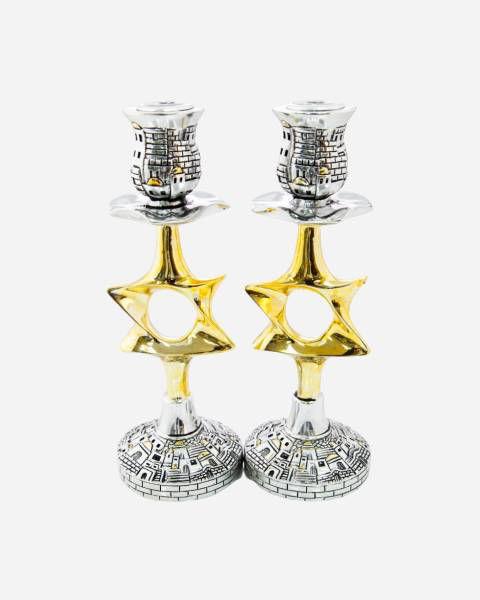 פמוטים מגן דוד ירושלים