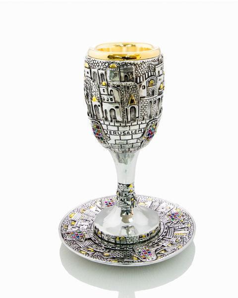 כוס קידוש דגם דוד
